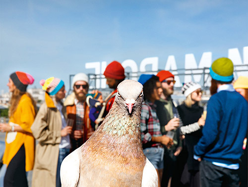 Le Bon March� - Martin Parr @ Janvier